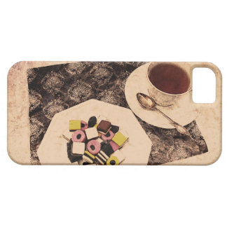 sweets and a cup of tea grunge case