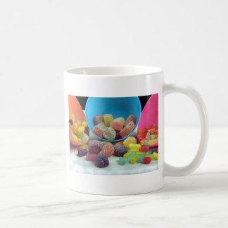 Sweets and candy coffee mug