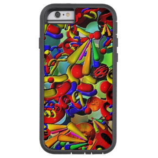 Sweets by rafi talby Colored stones Tough Xtreme iPhone 6 Case