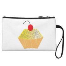 SWEETS-Cake Wristlet Wallet