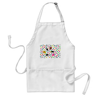 sweets candy adult apron