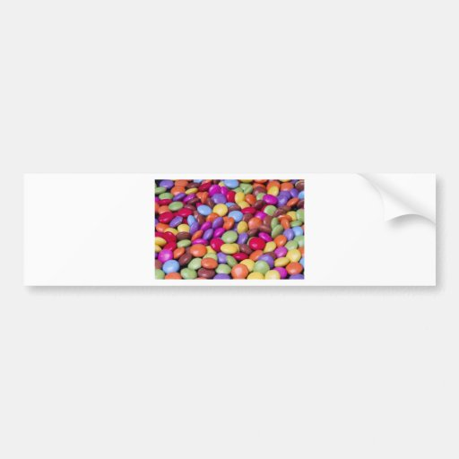 Sweets Candy Bumper Stickers
