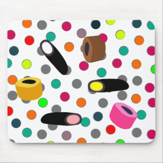sweets candy mousepad