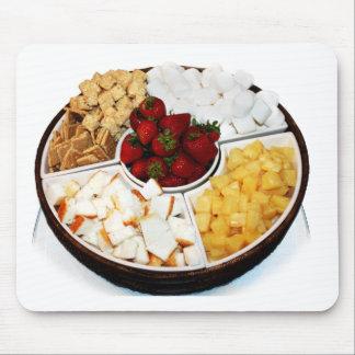 Sweets for Chocolate Fondue Mousepad