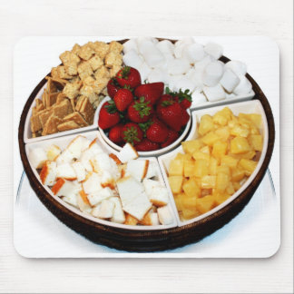 Sweets for Chocolate Fondue Mousepads