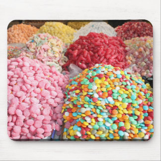 Sweets in Bazaar - Damascus, Syria Mouse Pad