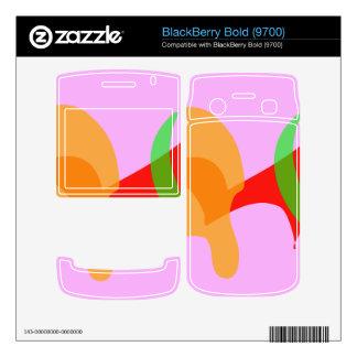 Sweets Lover Skin For BlackBerry Bold