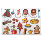 Sweets Placemats