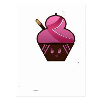 Sweets & things postcard