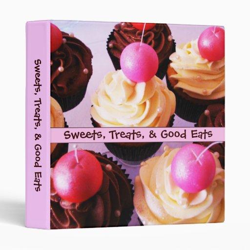 Sweets, Treats, & Good Eats Binder