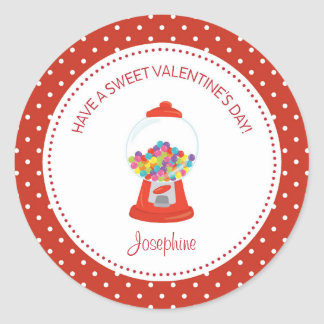 Sweets Valentine's Day Sticker