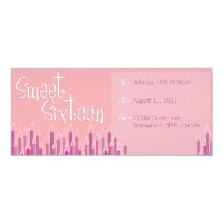 SweetSixteen Card