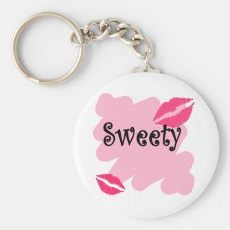 sweety keychain