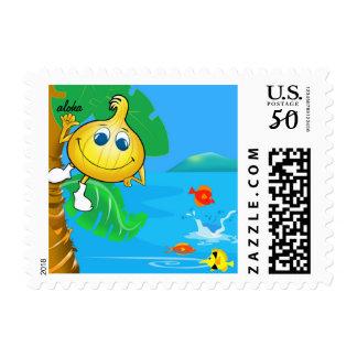 sweety onion adventure stamp
