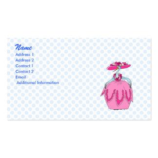 Swelinda Swan Business Card
