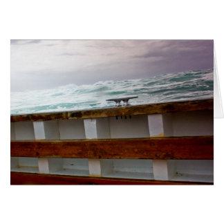 Swell at Staffa Card
