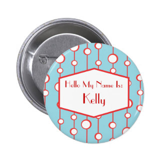 Swell Pinback Buttons