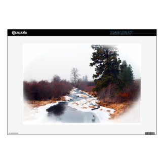 """Swell Creek 15"""" Laptop Decal"""