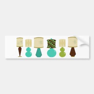 Swell Lamp Line-Up Bumper Sticker