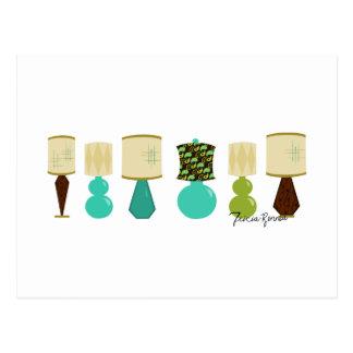 Swell Lamp Line-Up Postcard