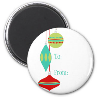 Swell-Looking Ornamants 2 Inch Round Magnet
