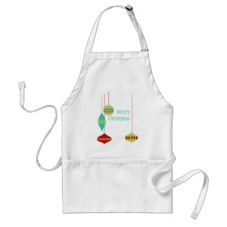 Swell-Looking Ornamants apron