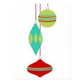 Swell-Looking Ornamants Postcards
