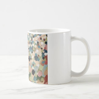 SWEPT AWAY 4 - Lovely Shabby Chic Soft Pink Ocean Coffee Mug