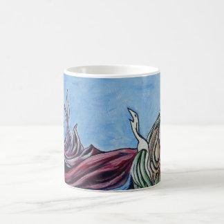 Swept Away Coffee Mug