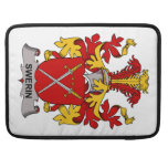 Swerin Family Crest Sleeve For MacBook Pro