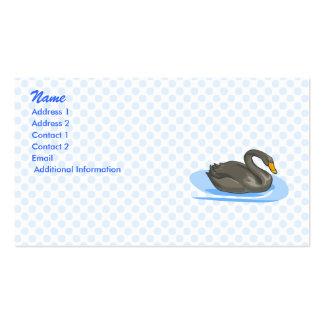 Swerrel Swan Business Card