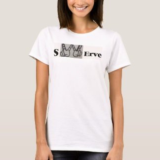 Swerve t-shirt for women