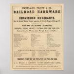 Swetland, Pratt and Company Poster