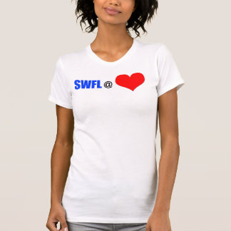 SWFL @ heart Hot momma T T-Shirt