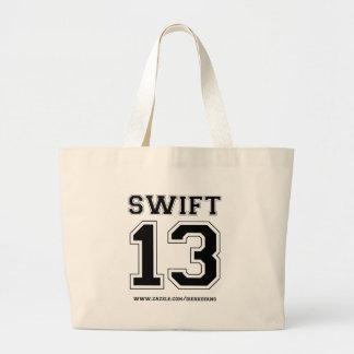 SWIFT 13 JUMBO TOTE BAG
