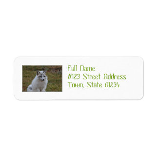 Swift Fox Custom Return Address Label
