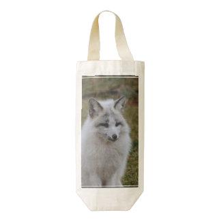 Swift Fox Zazzle HEART Wine Bag