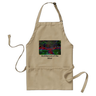 Swift Fund for the Arts - Architecture of the Mind Adult Apron