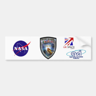 Swift Gamma-Ray Burst Mission Bumper Sticker