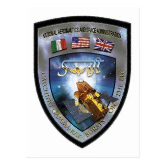 Swift Gamma-Ray Burst Mission Postcard