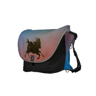 Swift Horse of Lascaux Messenger Bag