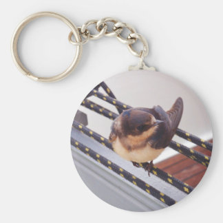 Swift Migrating By Yacht Keychain