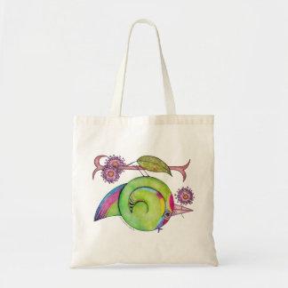 Swift Parrot Tote Bag*