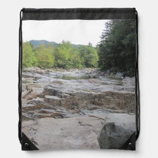 Swift River Drawstring Backpack