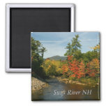 Swift River NH   Magnet