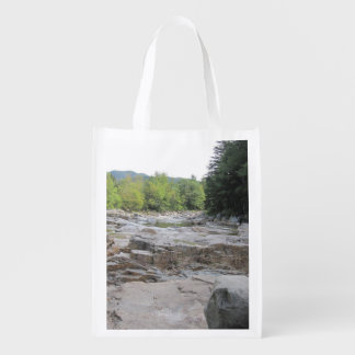 Swift River Reusable Bag Market Totes