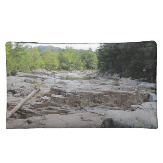 Swift River Sueded Medium Cosmetic Bag