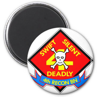 Swift Silent Deadly 4th Magnet