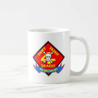 Swift Silent Deadly 4th Classic White Coffee Mug