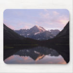 Swiftcurrent Lake Mouse Pad